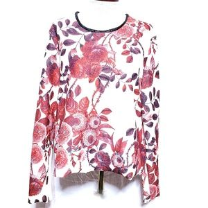 W&B Zara Collection Floral Top